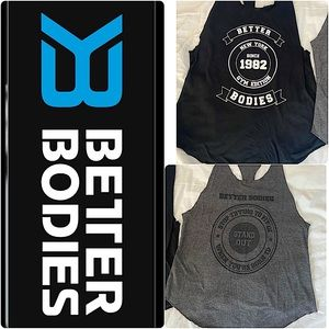 BETTERBODIES tank tops size S